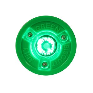 Tréningový puk Green Biscuit Alien