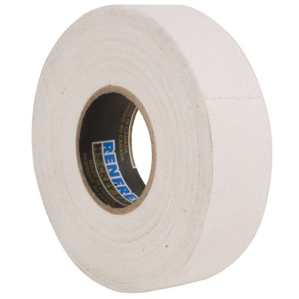 Hokejová páska Renfrew biela