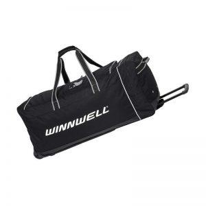 Hokejová taška s kolieskami Winnwell Premium s madlom Jr