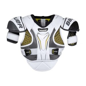 Hokejové chrániče ramien Bauer Supreme S170 Jr