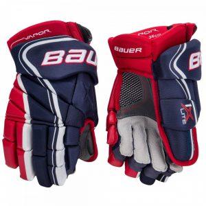 Hokejové rukavice Bauer Vapor Pro 1X Lite Sr