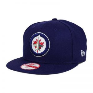 Šiltovka New Era NHL 9Fifty Winnipeg Jets Snapback