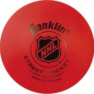 Hokejbalová loptička Franklin Superhigh density